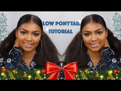 Holiday Hair Tutorial | Jazzie Jae T