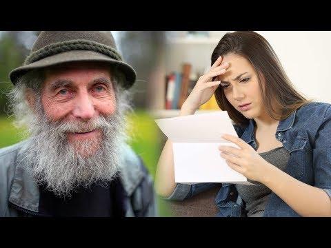 Через десять лет внучка нашла завещание деда и узнала, что все это время её обманывали...