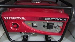 Хонда/Honda EC 3800 однофазный бензиновый генератор(, 2016-04-19T10:53:28.000Z)