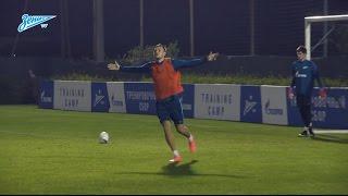 «Златан!»: Артем Дзюба забивает лучший гол сборов