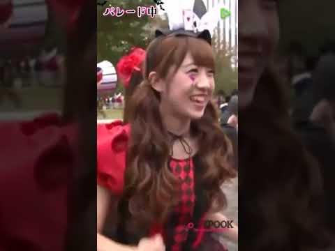 【アキシブ project 】161029 公式 line live お台場ハロウィンT SPOOK 一日目 パレード