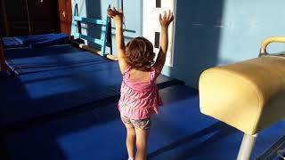 1й год обучения на гимнастике. Что умеет делать Катя в 4 года. Kate BY.