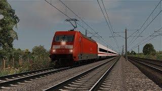 Train Simulator 2018 Br101EL nach Augsburg
