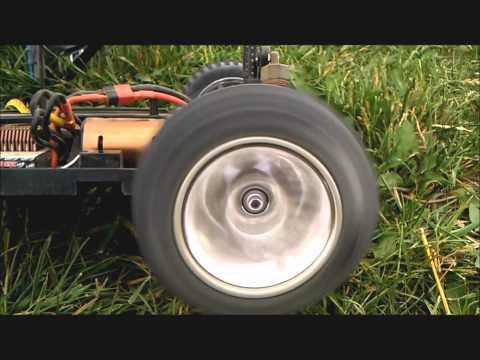 yokohama reifen brushless power  guter motor  =)