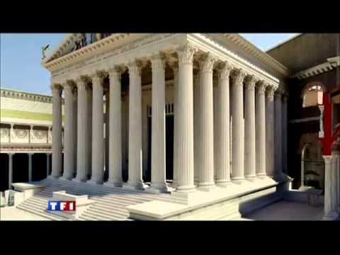 Ancient Rome on French TV