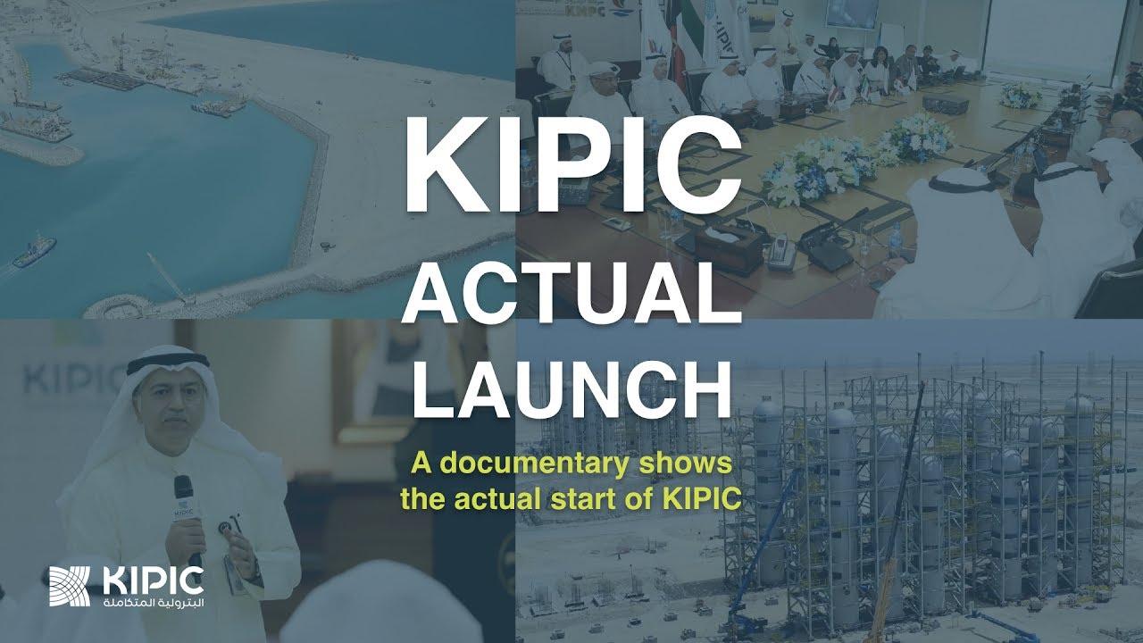 KIPIC actual launch