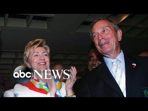Michael Bloomberg   Running for President in 2016?