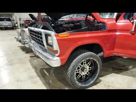 For Sale: 1977 Ford F150 Shortbox 4x4 $14,500