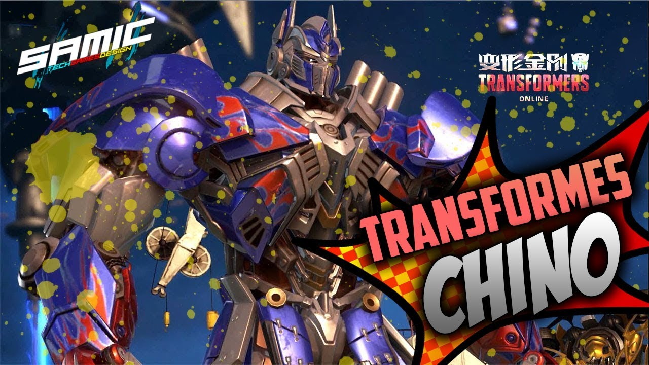 Juego Chino De Tranformers Online Samic Youtube