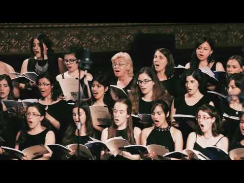 Five Hebrew Love Songs - Eric Whitacre