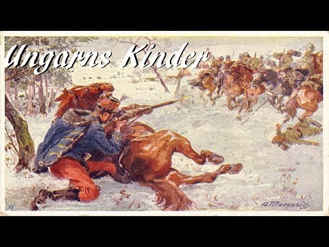 """Ungarns Kinder"" - Austro-Hungarian March"