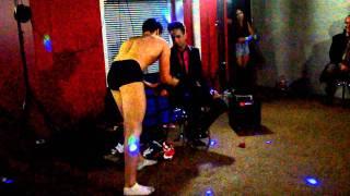 FireFighter sexy seducing lap Dance