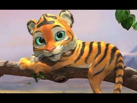 Tiger Boo Song English Version Youtube