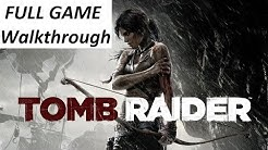 Tomb Raider 2013 Walkthrough : Complete Game 【HD】