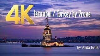 4K Istanbul / Turkey by Drone