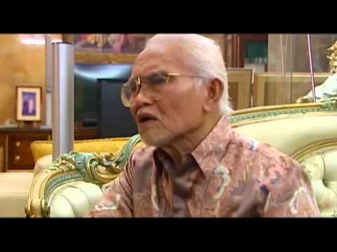 Sarawak CM Pehin Sri Abdul Taib Mahmud on political process