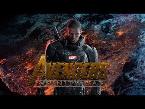 Avengers, Infinity War, Fanmade, Trailer