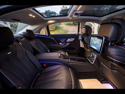 2017 Mercedes Maybach S Class Full Review / In Depth Review Interior Exterior