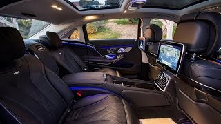 Mercedes Maybach S500 S Class 2016 In Depth Review Interior Exterior