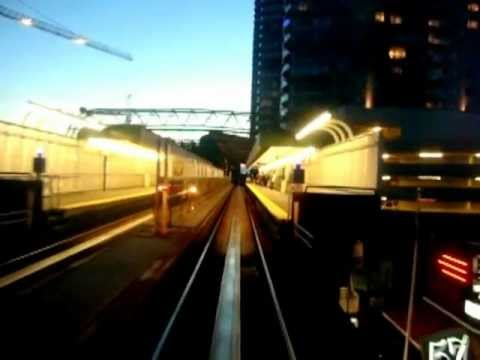 Vancouver Skytrain New Westminster - Chinatown