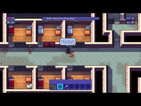 Rozcoe In Prison! | The Escapists Ep 1