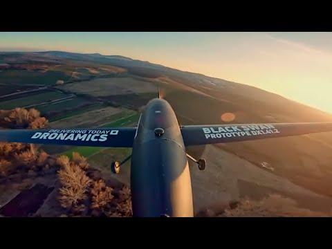 Black Swan Cargo Fixed wing Drones by DRONAMICS DRÓNBÁZIS A VÁROS SZÉLÉN: Logisztikai drónbázis létesülhet az eszéki repülőtéren DRÓNBÁZIS A VÁROS SZÉLÉN: Logisztikai drónbázis létesülhet az eszéki repülőtéren hqdefault