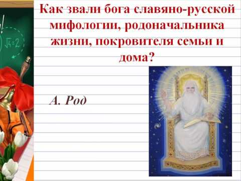 Русский язык. Проверь себя.Тест.