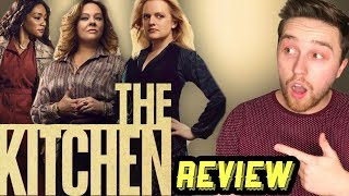 THE KITCHEN (2019) - Movie Review