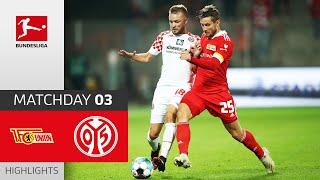 #fcum05 | highlights from matchday 3!► sub now: https://redirect.bundesliga.com/_bwcs watch the bundesliga of union berlin vs. 1. fsv mainz 05 fro...