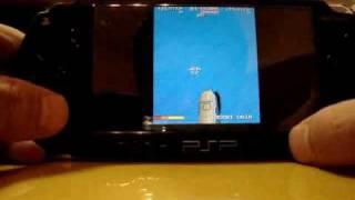 PSP MAME v4.9r2 Hires emulator tutorial how to install