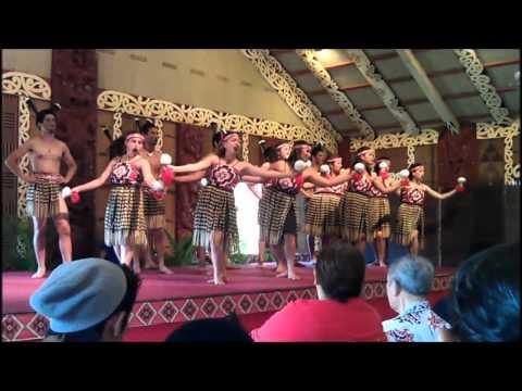 Kapa Haka Champs from Gisborne, NZ (part 2)