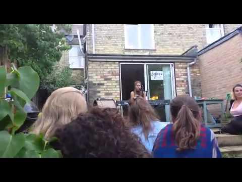 Grace Sarah Sofar Sounds Cambridge