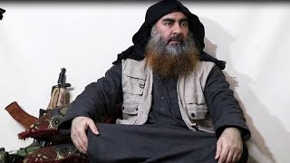 Islamic State leader AL Baghdadi Alive in Video praises SRI Lanka attack calls 4 Jihad Worldwide