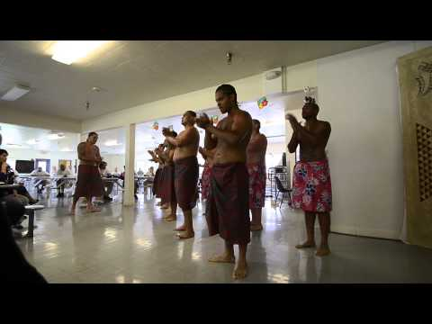 Asian Pacific Islander dance at Larch Corrections Center