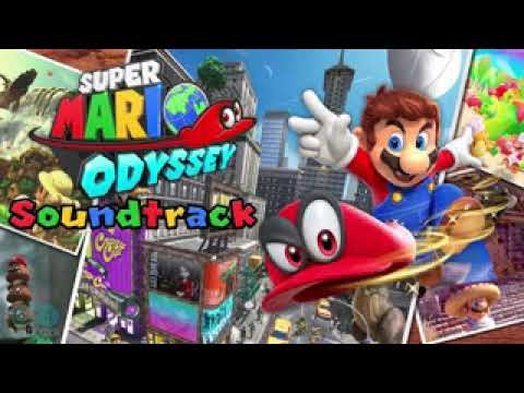 Jump Up, Super Star! Instrumental   Karaoke Version   Super Mario Odyssey Soundtrack 240p #1