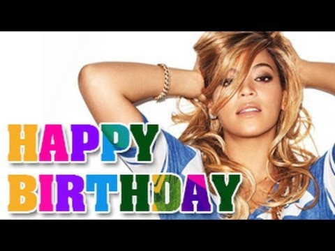 Beyonce - Best Moments On Her Birthday