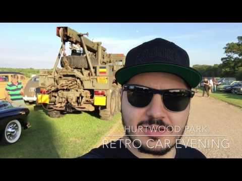#MexOnCars - Hurtwood Retro & Vintage Car Meet (American Cars And Ford Fair)