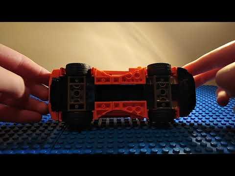 Lego Speed Champions 75880 McLaren Set review