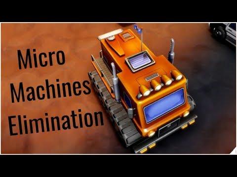 elimination machine