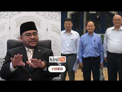 LIVE: Sidang Media  Dong Zong berjumpa Menteri Mujahid Yusof Rawa