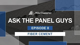Ask the Panel Guys | Episode 8: EQUITONE Fiber Cement