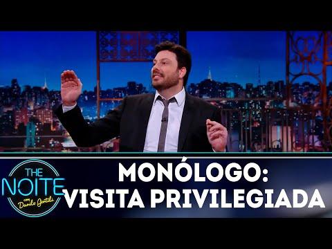 Monólogo: Visita privilegiada  The Noite 120419