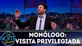 Baixar Monólogo: Visita privilegiada | The Noite (12/04/19)