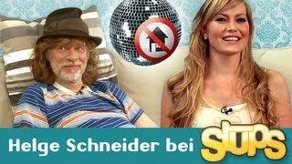 Helge Schneider bei Stups