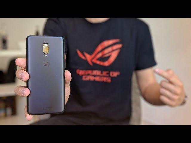OnePlus 6T - Első benyomás