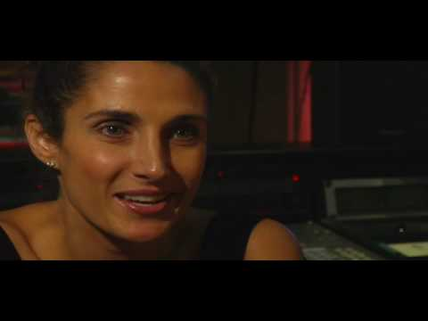 CSI: New York Game Behind the s with Melina Kanakaredes