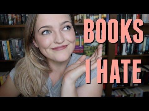 BOOKS I HATE