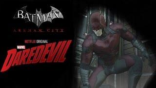 SKIN; Batman; Arkham City; Netflix Daredevil