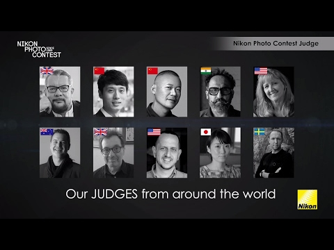 Listen in! Messages from our judges: Nikon Photo Contest 2016-17