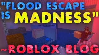 ROBLOX (GAMING WITH GIR AND WOLF) Flood Escape